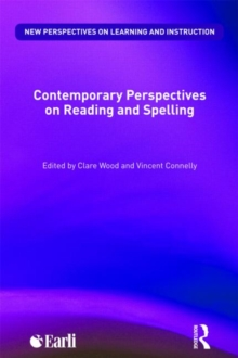 Contemporary Perspectives on Reading and Spelling, Paperback / softback Book
