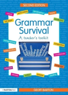 Grammar Survival, Paperback Book