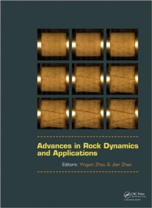Advances in Rock Dynamics and Applications, Hardback Book