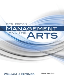 Management and the Arts, Paperback Book