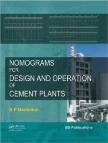 Nomograms for Design and Operation of Cement Plants, Hardback Book