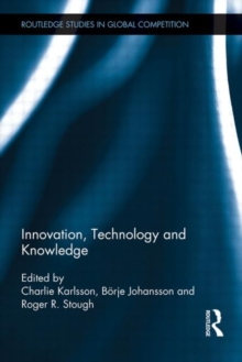 Innovation, Technology and Knowledge, Hardback Book