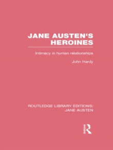 Routledge Library Editions: Jane Austen, Hardback Book