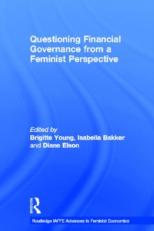 Questioning Financial Governance from a Feminist Perspective, Hardback Book