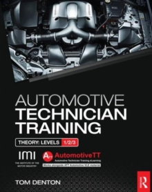 Automotive Technician Training: Theory, Paperback Book