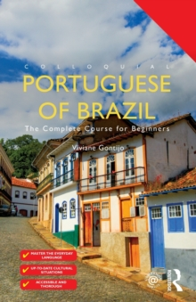 Colloquial Portuguese of Brazil : The Complete Course for Beginners, Paperback / softback Book
