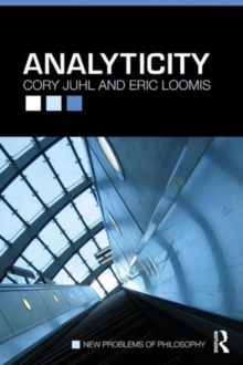Analyticity, Paperback / softback Book