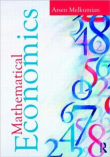 Mathematical Economics, Paperback / softback Book