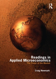 Readings in Applied Microeconomics : The Power of the Market, Paperback / softback Book