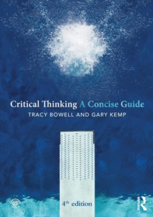 Critical Thinking : A Concise Guide, Paperback Book