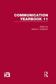Communication Yearbook 11, Hardback Book