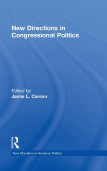 New Directions in Congressional Politics, Hardback Book