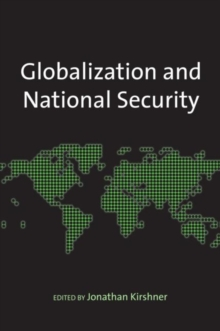 Globalization and National Security, Paperback / softback Book