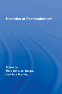 Histories of Postmodernism, Hardback Book