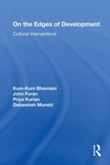 On the Edges of Development : Cultural Interventions, Hardback Book