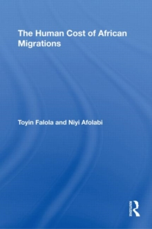The Human Cost of African Migrations, Hardback Book