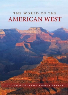 The World of the American West, Hardback Book