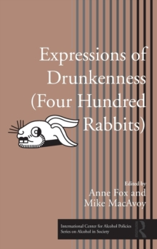 Expressions of Drunkenness (Four Hundred Rabbits), Hardback Book