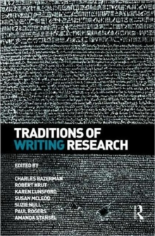 Traditions of Writing Research, Paperback / softback Book