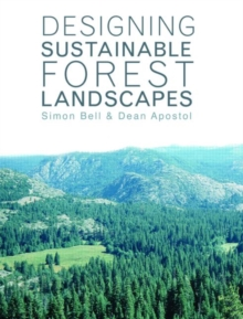 Designing Sustainable Forest Landscapes, Hardback Book