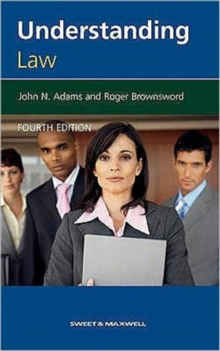 Understanding Law, Paperback Book