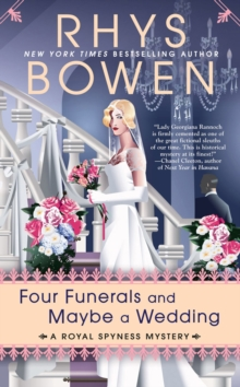 Four Funerals And Maybe A Wedding, Paperback / softback Book