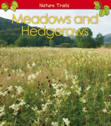 Meadows & Hedgerows, Hardback Book