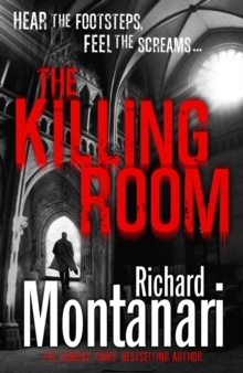 The Killing Room, Hardback Book