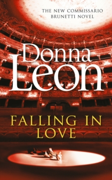 Falling in Love : (Brunetti 24), Hardback Book