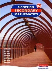Scottish Secondary Maths Red 2 Student Book, Paperback Book