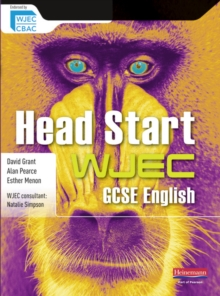 Head Start WJEC GCSE English Student Book : Head Start English Edexcel SB, Paperback Book