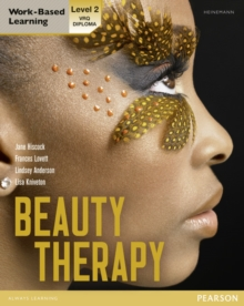 Level 2 VRQ Diploma Beauty Therapy Candidate Handbook, Paperback Book