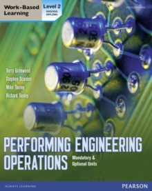 Performing Engineering Operations - Level 2 Student Book plus options, Paperback Book
