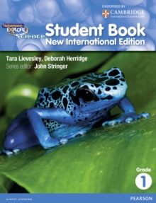 Heinemann Explore Science 2nd International Edition Student's Book 1, Paperback Book