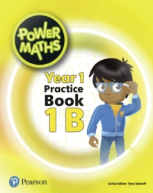 Power Maths Year 1 Pupil Practice Book 1B