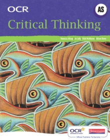 OCR A Level Critical Thinking Student Book (AS), Mixed media product Book