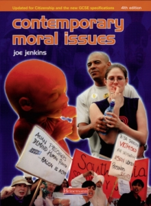 Contemporary Moral Issues, Paperback Book