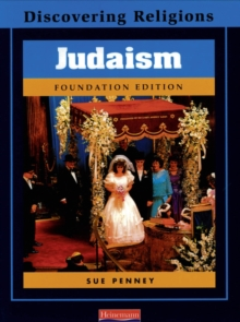 Discovering Religions: Judaism Foundation Edition, Paperback Book