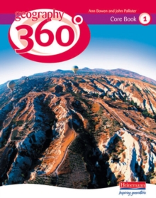 Geography 360 Degrees Core Pupil Book 1, Paperback Book