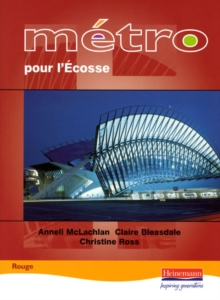 Metro pour L'Ecosse Rouge Student Book, Paperback Book