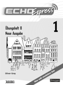 Echo Express 1 Workbook B 8pk New Edition, Multiple copy pack Book