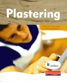 Plastering NVQ and Technical Certificate Level 2 Student Book, Paperback Book