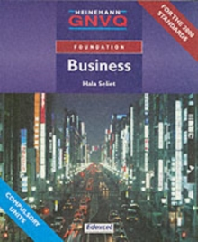 Foundation GNVQ Business Student Book without Options, Paperback Book