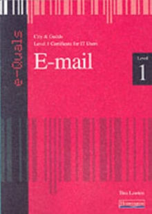 e-Quals Level 1 E-mail for Office 2000 : Level 1, Paperback Book