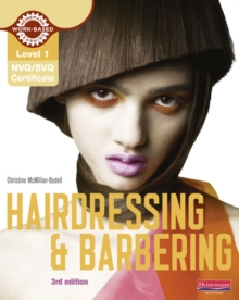 Level 1 (NVQ/SVQ) Certificate in Hairdressing and Barbering Candidate Handbook, Paperback Book
