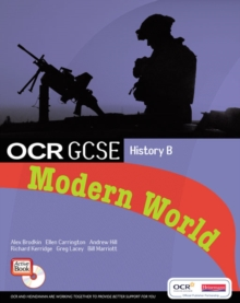 GCSE OCR B: Modern World History Student Book and CDROM,  Book