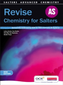 Revise AS for Salters New Edition, Paperback Book