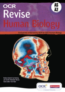 OCR A Level Human Biology AS & A2 Revision Guide, Paperback Book