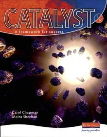 Catalyst 1 Red Student Book, Paperback / softback Book
