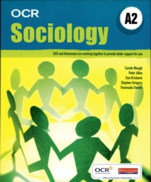 OCR A Level Sociology Student Book (A2), Paperback Book
